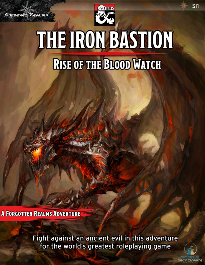 DMs Guild Review – The Iron Bastion: Rise of the BloodWatch