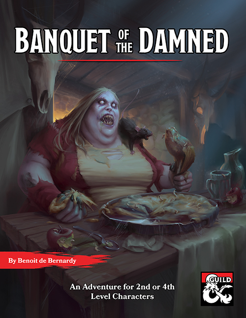 DMs Guild Review – Banquet of theDamned