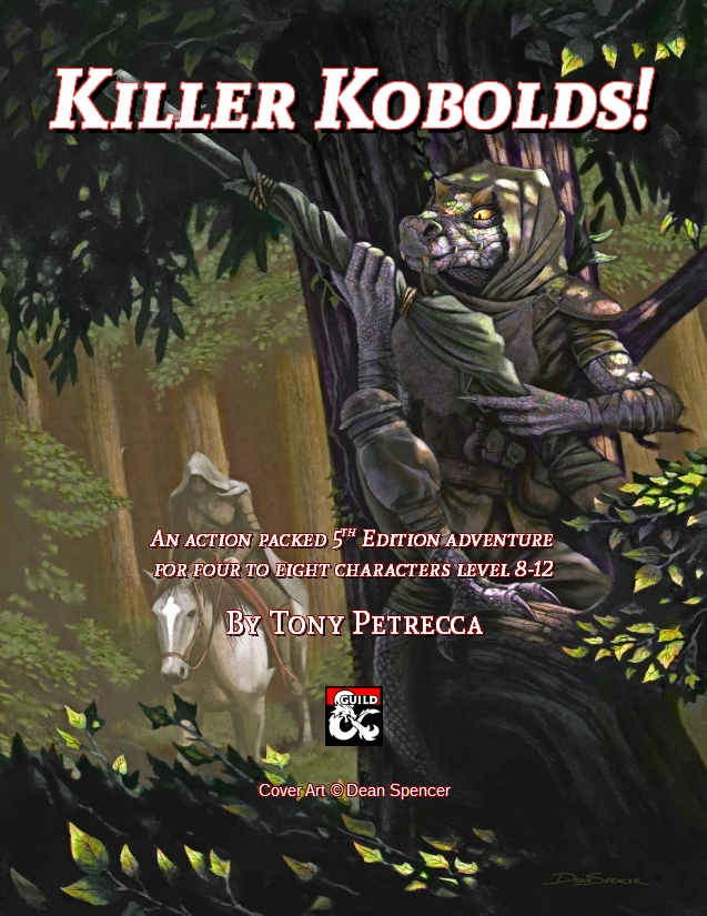 DMs Guild Review – Killer Kobolds!
