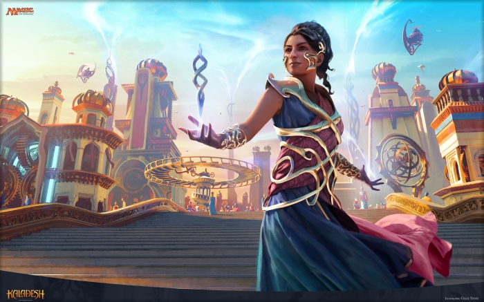 Plane Shift: Kaladesh Analysis