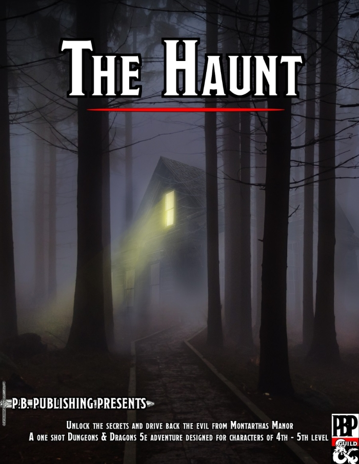 DMs Guild Review – The Haunt