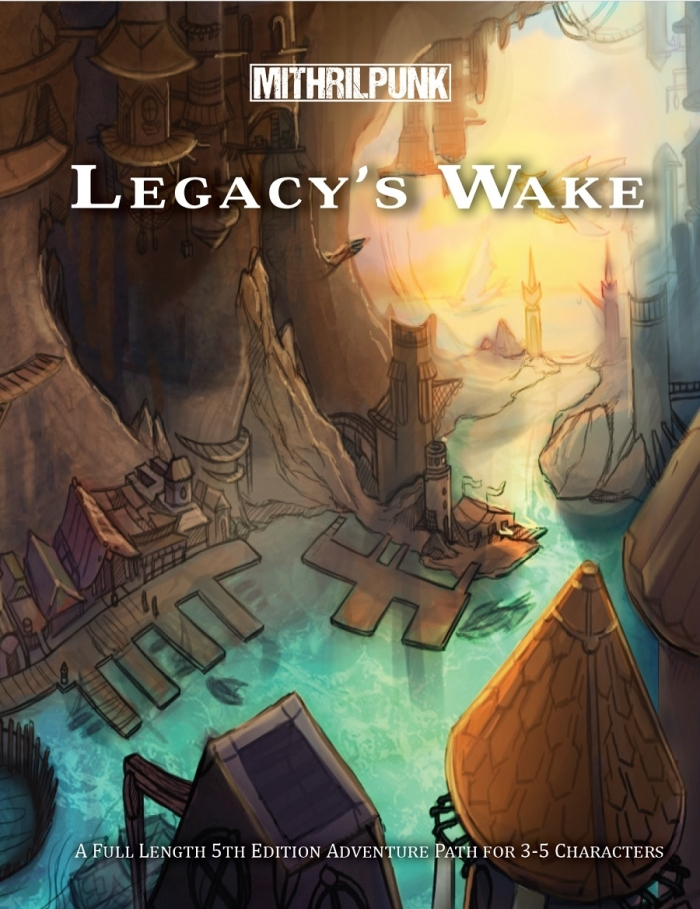 Review – Legacy's Wake: A D&D 5th Edition Adventure Path