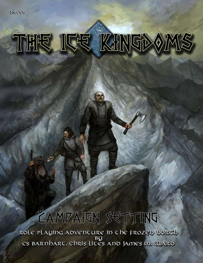 Review – Ice Kingdoms Campaign Setting
