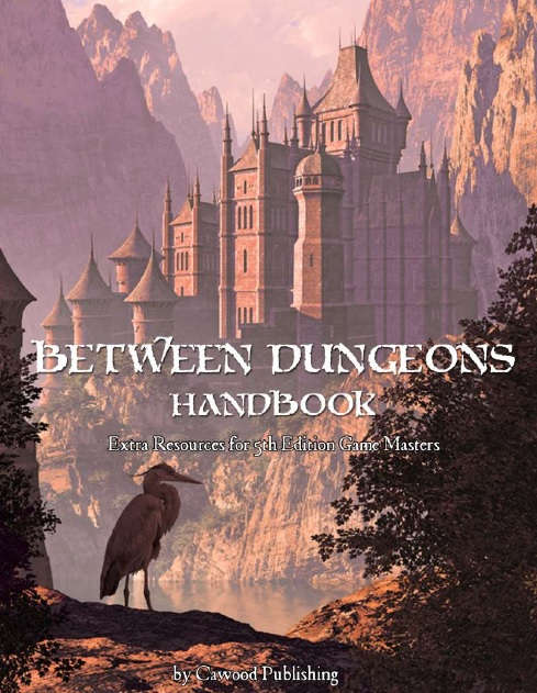 Review – Between Dungeons Handbook