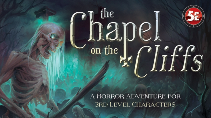 Kickstarter: The Chapel on the Cliffs