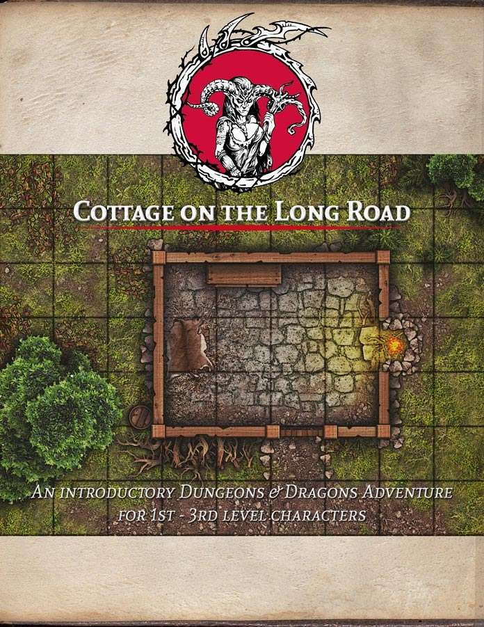 DMs Guild Review – Cottage on the Long Road