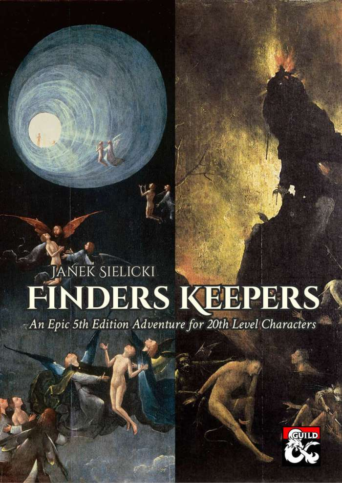 DMs Guild Review – Finders Keepers