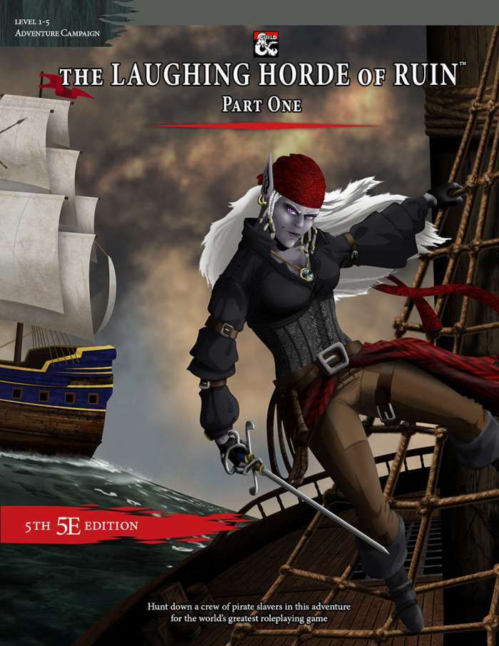 DMs Guild Review – The Laughing Horde of Ruin, Part 1