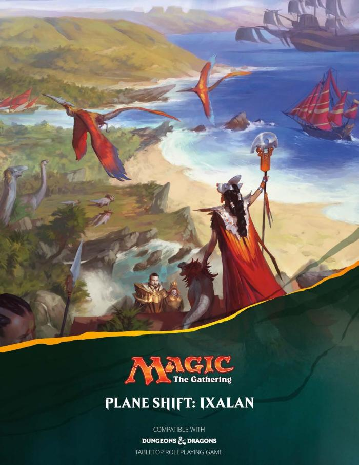 Plane Shift: Ixalan Analysis