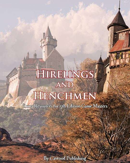 Review – Hirelings and Henchmen