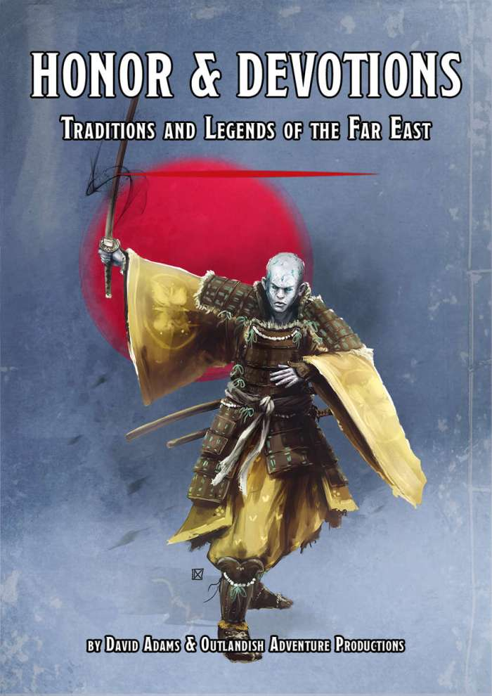 DMs Guild Review: Honor & Devotions