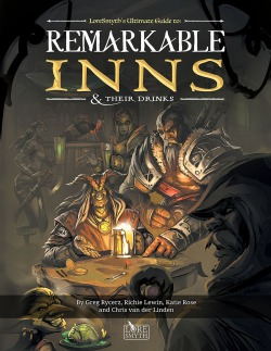 Review – Remarkable Inns & Their Drinks