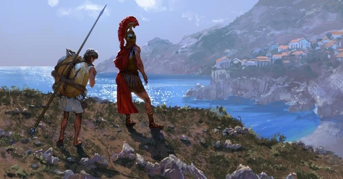 Kickstarter – Arkadia: The Mythic Greek Setting for5e