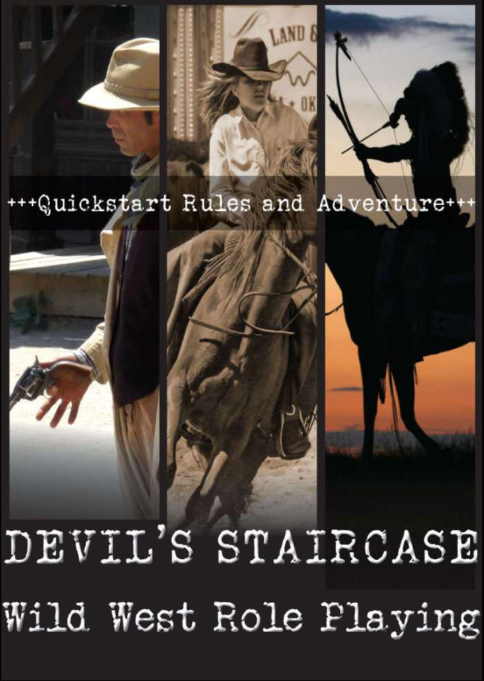 Call For Playtesters – Devil's Staircase Wild West Role Playing