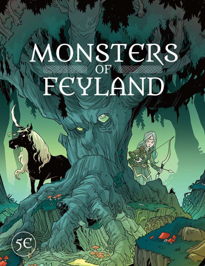 Review – Monsters of Feyland – The Kind GM